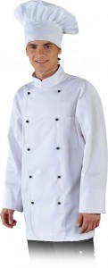 Bluza kucharska z linii Chefs Kitchen. LH-CHEFER